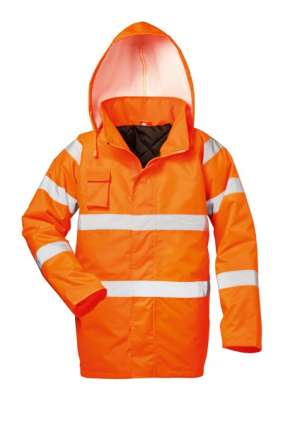 Warnschutz- Regenparka STEFAN 23532