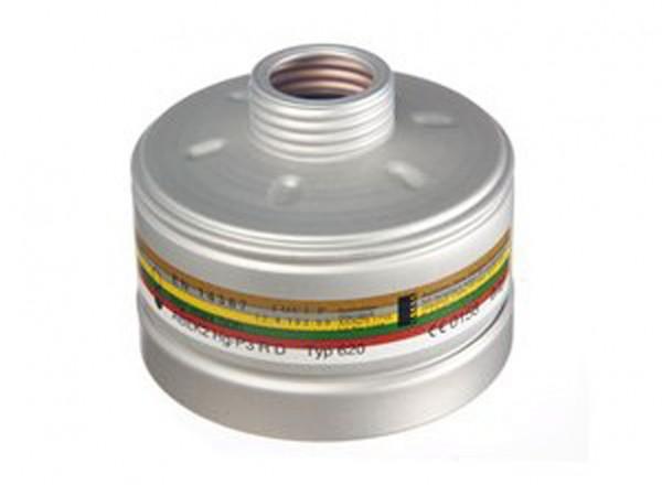 Dräger Schraubfilter A2B2E2K2 Hg P3,8894