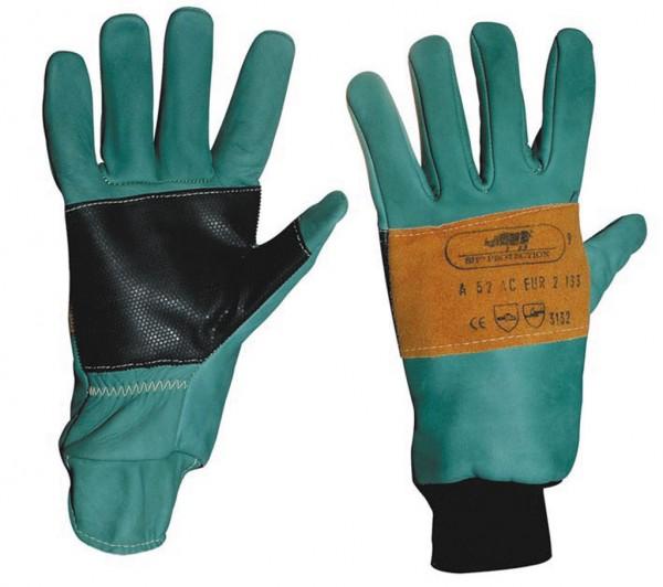 Kettensägen- Handschuhe 0224