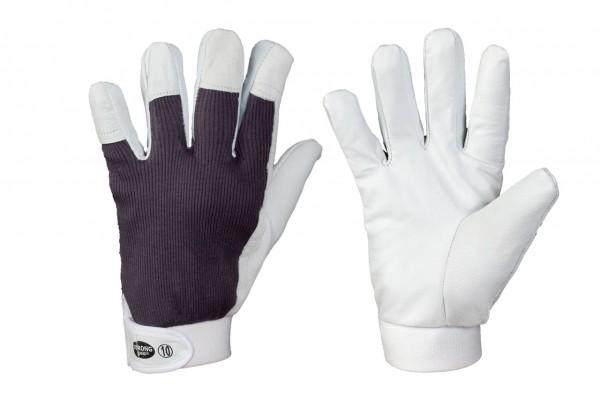 Nappaleder-Handschuhe SUKKUR mit Klettve