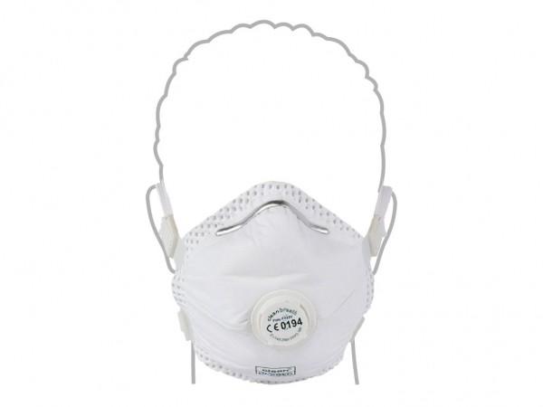 Feinstaubmasken FFP3 mit Ventil ,5804