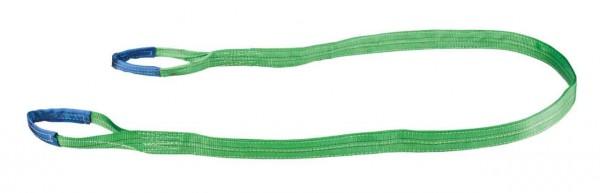 Hebeband 60 mm x 1 m, grün