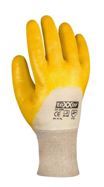 Nitril-Handschuh STRICKBUND von teXXor ®