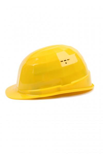 LAS Bauhelm 4 Punkt gelb, 4021