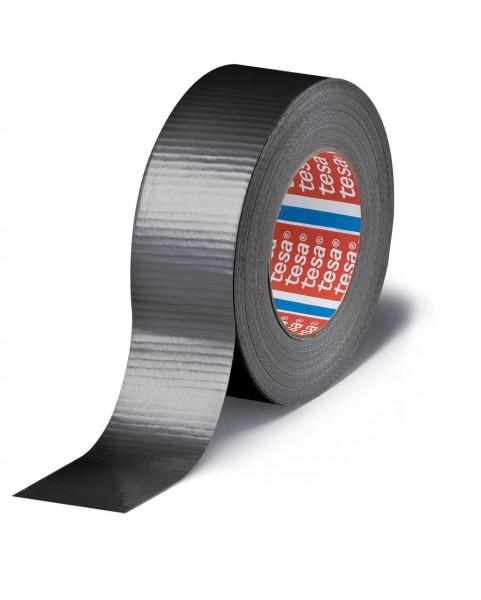 Klebeband, tesa® duct tape 4662, schwarz