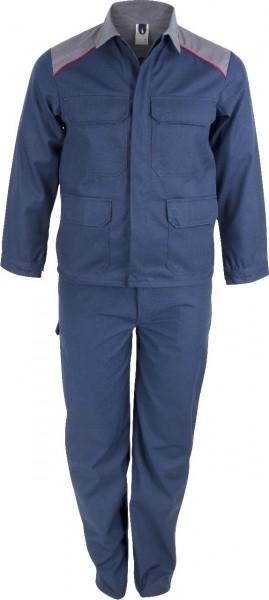 Arbeitshose MULTINORM Proban®, blau/grau