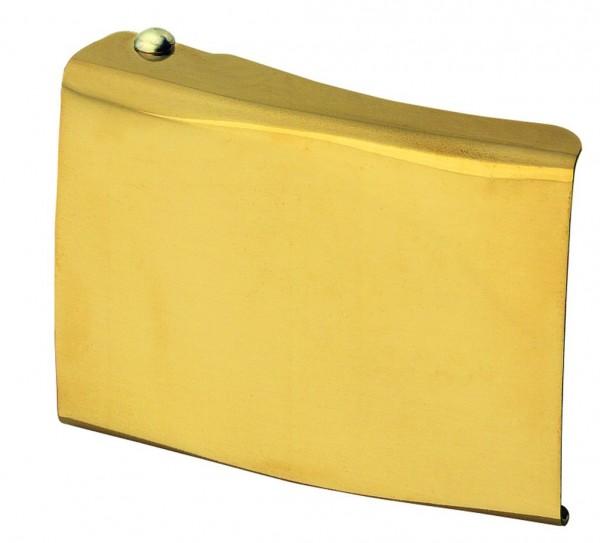 FHB Koppelschloss 871/00 NEUTRAL gold