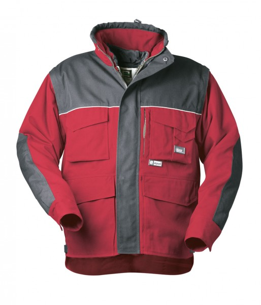 Canvas- Outdoorjacke PINE POINT 21805