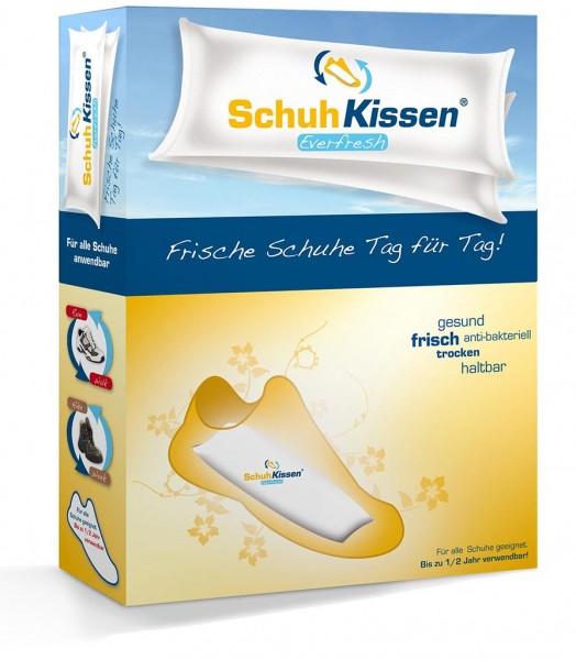 Schuhkissen Everfresh gegen Bakterien