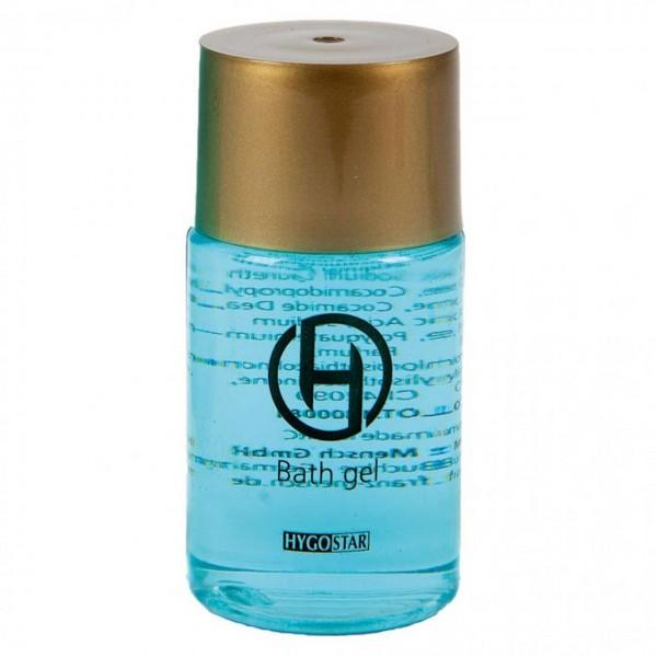 Duschgel Flasche von Hygostar, 25ml