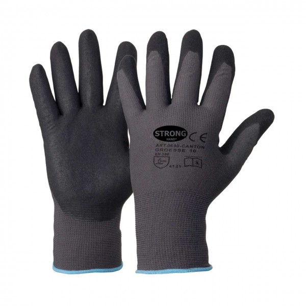 Nylon/Nitril-Handschuhe CANTON