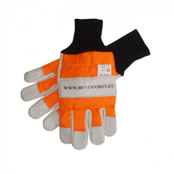 Kettensägen- Schnittschutzhandschuh FORS