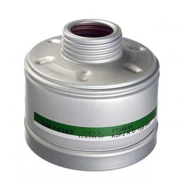 Dräger Kombinationsfilter 940 K2 P2 R D,