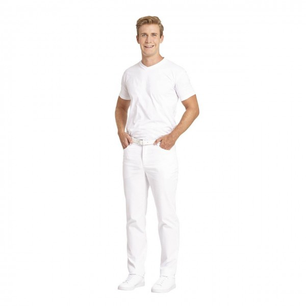 Leiber Herren-Jeans 12/7060, weiß