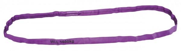 Rundschlinge 3 m,violett