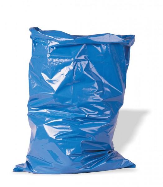 LDPE- Abfallsack, 70x110 cm, blau