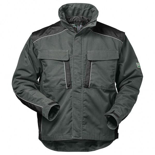 2 in 1 Canvas- Outdoorjacke GENF 22654