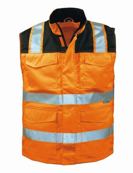 Warnschutzweste GREGOR elysee orange