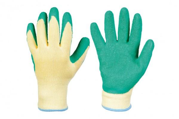 SPECIALGRIP Latex Handschuhe, grün 0501