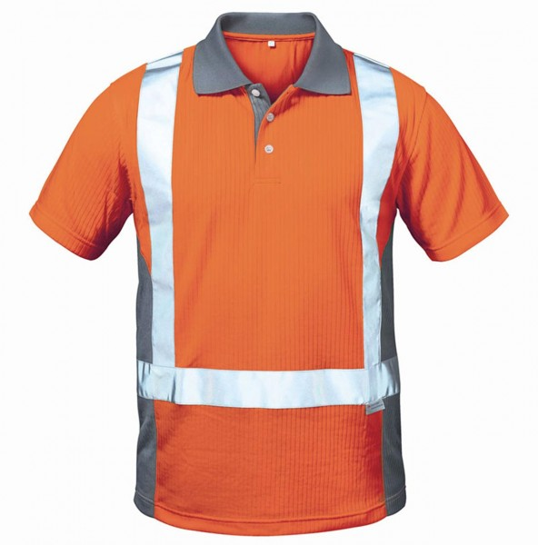 Warnschutz- Poloshirt EINDHOVEN