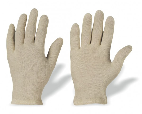 Trikot- Handschuhe Baumwolle XIAN 0162