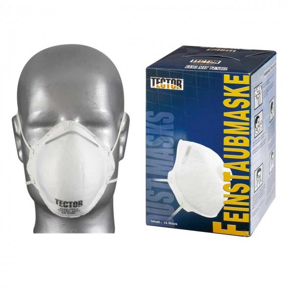 Feinstaubmasken FFP 2 von TECTOR, vorgef