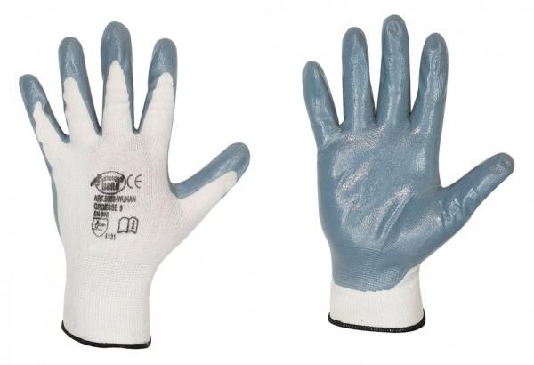 Nylon- Nitril- Handschuhe WUHAN 0578