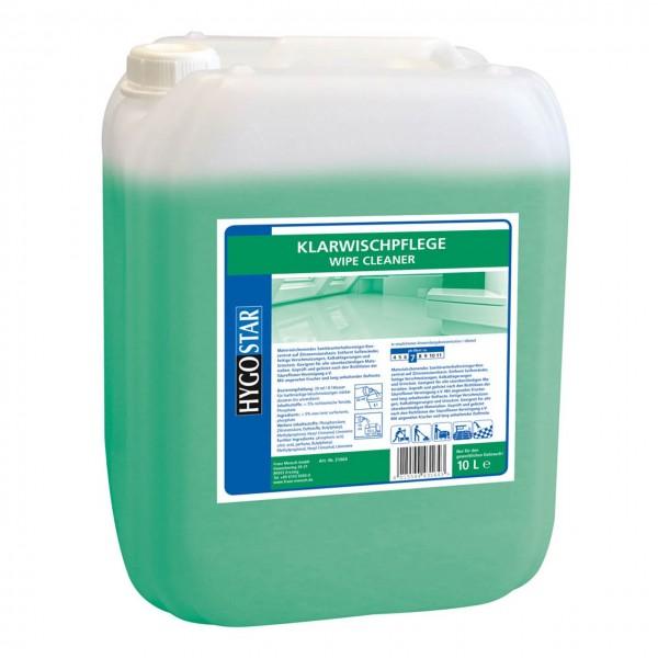 Bodenwischpflege Konzentrat von Hygostar