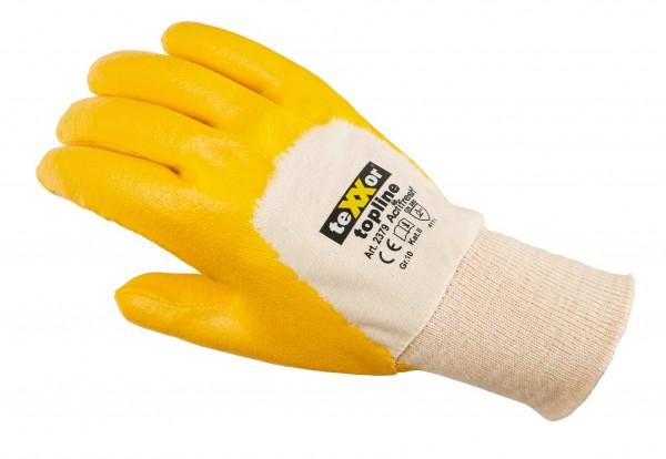 Nitril-Handschuh STRICKBUND von teXXor