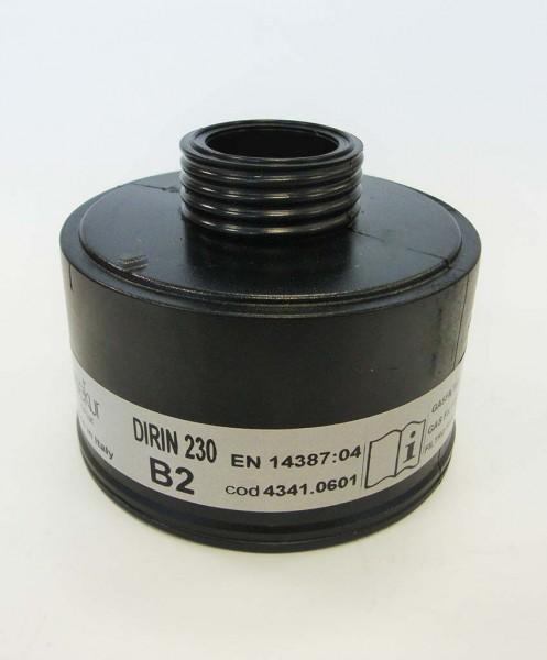Sekur Gasfilter DIRIN 230 B2 gegen Gase
