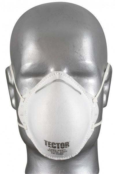 Feinstaub- Faltmaske FF P1 , 4200