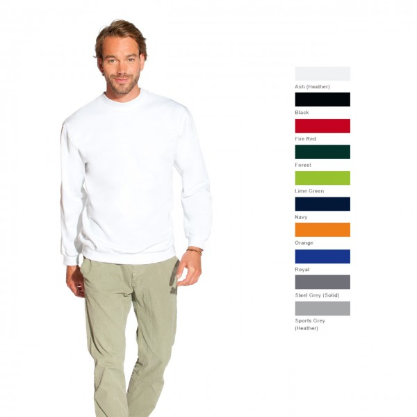 Promodoro SweatshirtSweater100, 10Farben