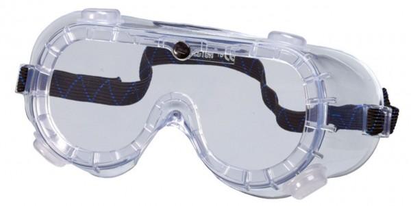 Vollsicht Schutzbrille INDIREKT
