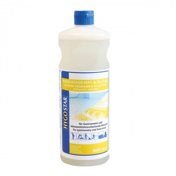 Alkalischer Fett & Öllöser von Hygostar