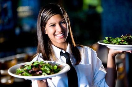 Service, Gastro & Verkauf