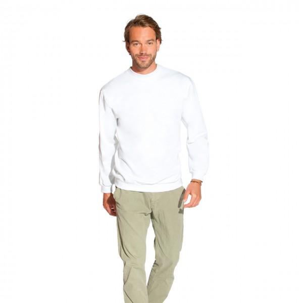 Promodoro Sweatshirt Sweater 100, weiß