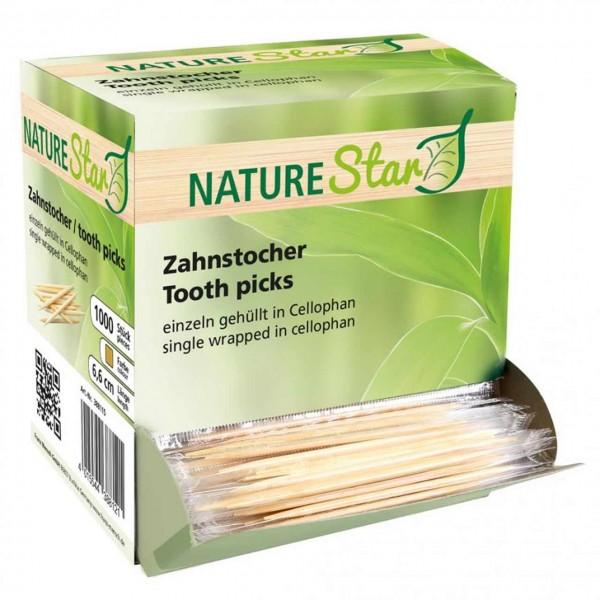 Bambus-Zahnstocher von NATURE Star