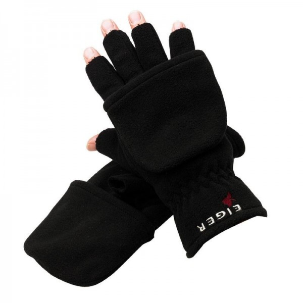 Eiger® Fleece Combi Winter-Handschuhe