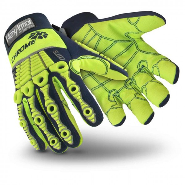 Schnittschutz- Handschuh Chrome Series