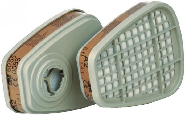 3M Filter 6055 A2 Serie 6000