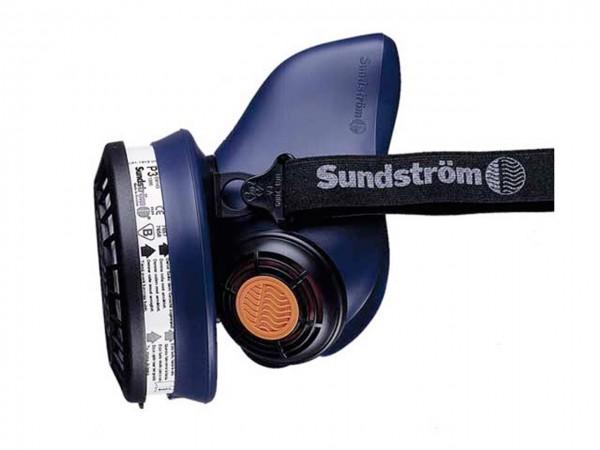 Sundström Halbmaske SR100 H01-2, aus Sil