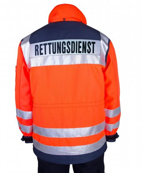 Rettungsdienst Jacke Watex Basic 152201