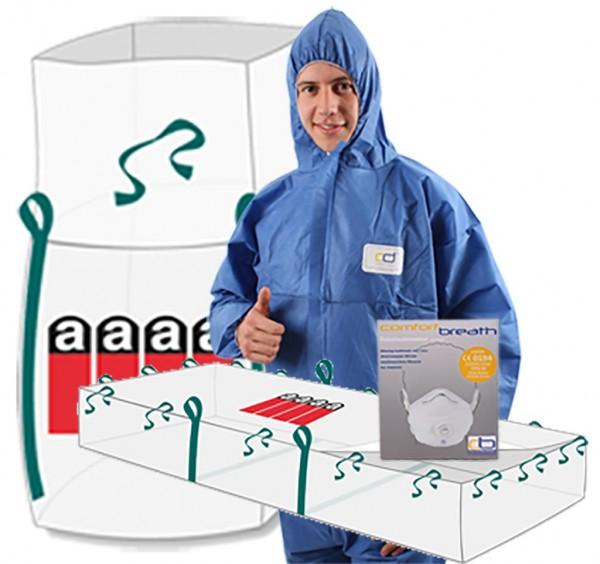 Asbest Set Big Bag, 5500