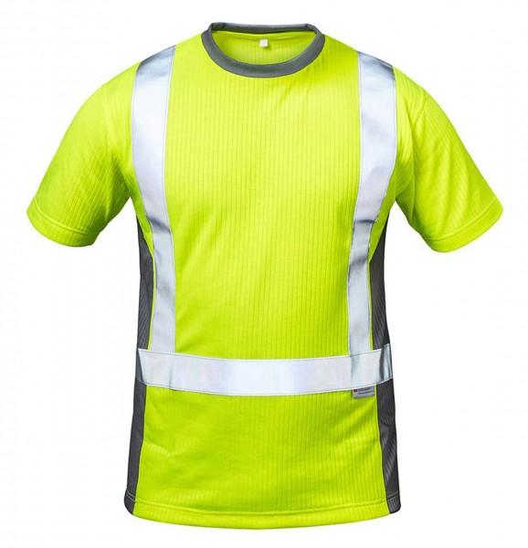 Warnschutz- T-Shirt mit Schulterreflex
