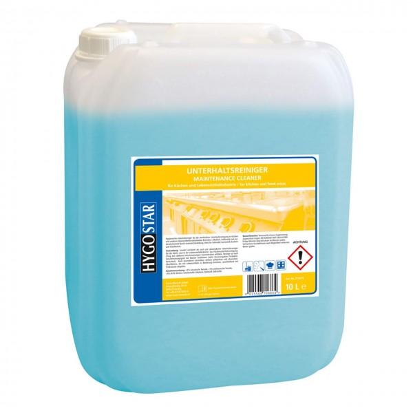 Unterhaltsreiniger von Hygostar 10 Liter