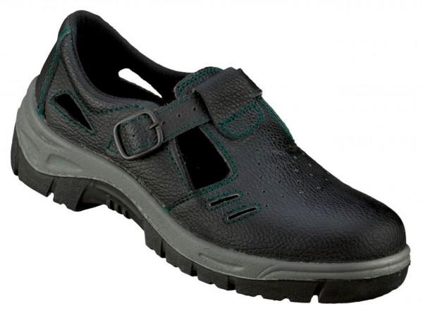 S1 Arbeits-Sandale GÜSTROW, schwarz