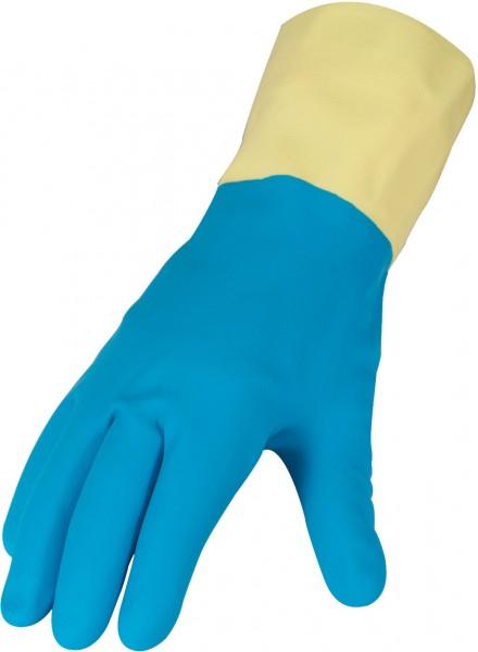 Latex- Chemikalienhandschuhe 3452