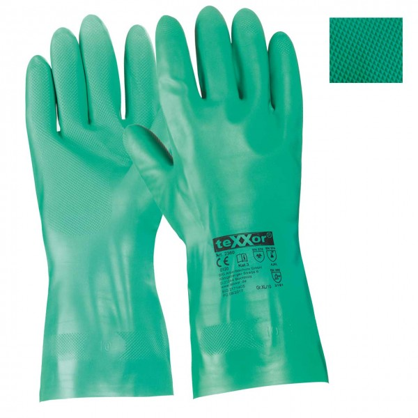 Chemikalien-Schutzhandschuhe 2360,teXXor