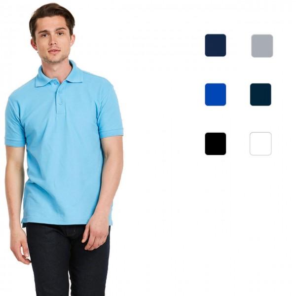 Uneek Premium Herren Poloshirts
