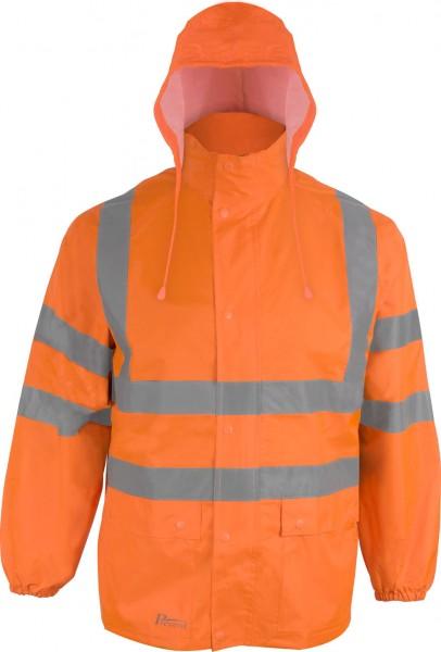 Warnschutz-Regenjacke RJO von Prevent, l